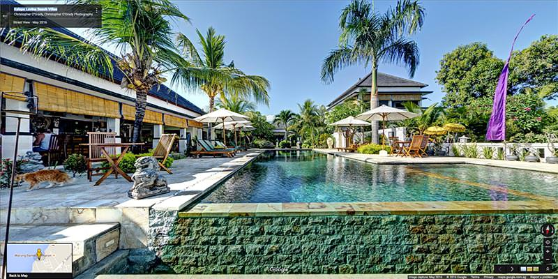 360 virtual tour image for kelapa lovina beach villas hotel in bali