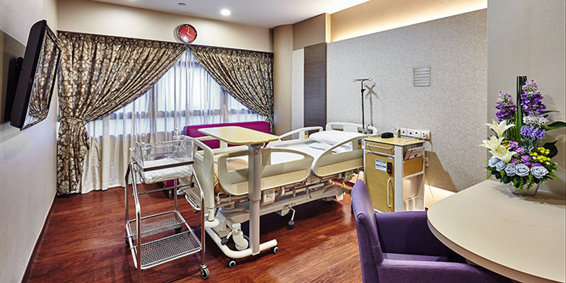 360 virtual tour for kk women and children's hospital in singapore