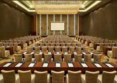 architectural photography ballrooms meeting rooms xian ballroom classroom setup