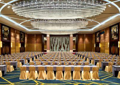 architectural photography ballrooms meeting rooms binhai grand ballroom classroom setup