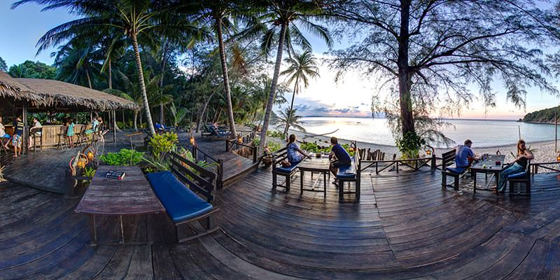 virtual tour for rimba resort in malaysia
