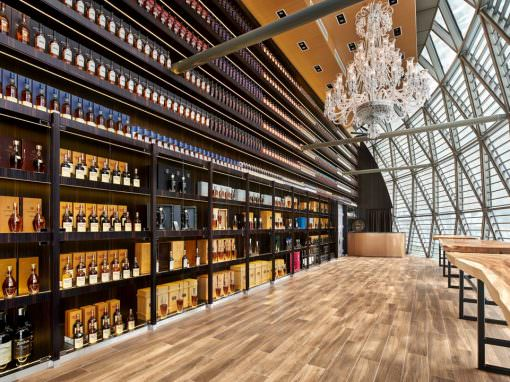 The Whiskey Trust in Singapore | Architectural and Interior Photography