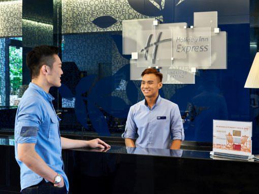 Holiday Inn Express Katong Singapore | Resort & Hotel Photography
