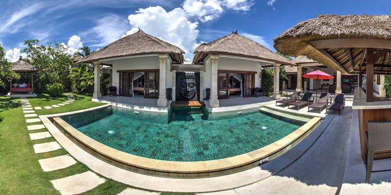 virtual tour of villa rama in seminyak bali